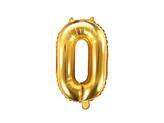 balónek nafukovací číslo 0, 35 cm