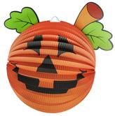Lampion Halloween - dýně, 25 cm