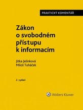 Zákon o svobodném přístupu k informacím (č. 106/1999 Sb.). Praktický komentář