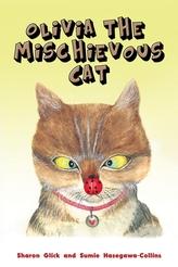 OLIVIA THE MISCHIEVOUS CAT