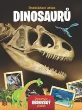 Rozkládací atlas Dinosauři