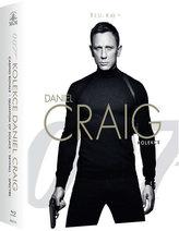 Daniel Craig JAMES BOND kolekce 4 filmy