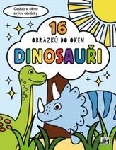 Dinosauři 16 obrázků do oken