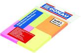 Samolepicí bloček 38 x 51 mm - mix neonových barev 200 listů