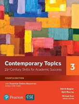 Contemporary Topics 3 with Essential Online Resources (4th Edition)