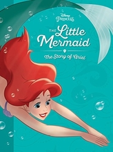 LITTLE MERMAID THE STORY OF ARIEL