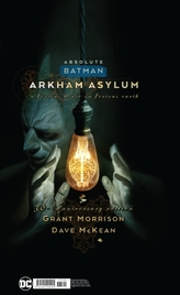 Absolute Batman: Arkham Asylum