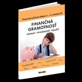 Finančná gramotnosť - Pracovný zošit pre žiakov 1. - 4. ročníka ZŠ