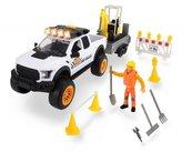 Ford Raptor set silniční stavby
