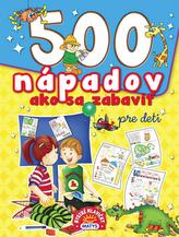 500 nápadov ako sa zabaviť, 2. vydanie