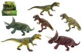Dinosaurus plast 23-30cm