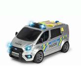 Policejní auto Ford Transit, česká verze