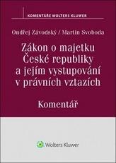 Zákon o majetku České republiky a jejím vystupování v právních vztazích