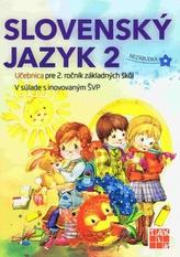 Slovenský jazyk 2 - Učebnica pre 2. ročník ZŠ (2.vyd.)