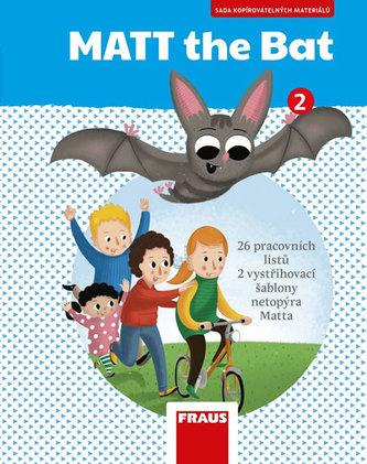 MATT the Bat 2 Kopírovatelné materiály pro učitele - Doplňky