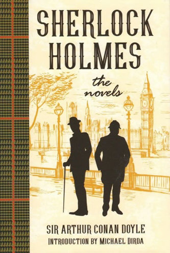 Sherlock Holmes the Novels Leather edition