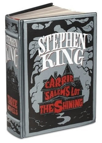 Stephen King Leather edition: Carrie, The Shining, Salem´s Lot