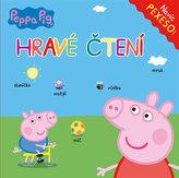 Peppa Pig - Hravé čtení s pexesem