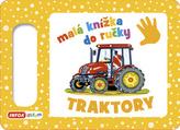 Malá knížka do ručky Traktory