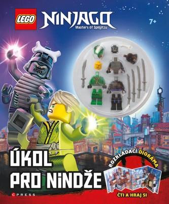 LEGO® NINJAGO® Úkol pro nindže