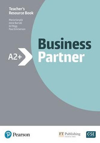 Business Partner A2+ Teacher´s Book w/ MyEnglishLab Pack