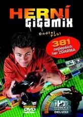 Herní Gigamix + DVD-ROM