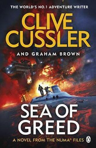Sea of Greed : NUMA Files #16