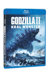 Godzilla II Král monster Blu-ray