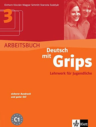 Deutsch mit Grips 3, Arbeitsbuch