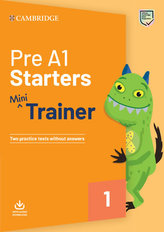 Pre A1 Starters Mini Trainer with Audio Download