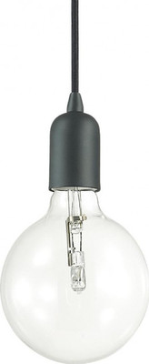 Závěsné svítidlo Ideal Lux IT SP1 nero 175935 černé