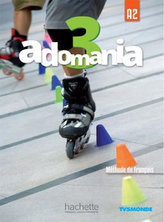 Adomania 3 (A2) Livre de l´eleve + DVD-ROM