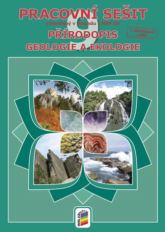 Přírodopis 9 - Geologie a ekologie (barevný pracovní sešit)