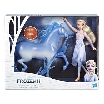 Frozen 2 Panenka Elsa s kouzelným koněm