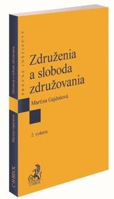 Združenia a sloboda združovania (2.vydanie)