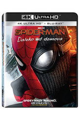 Spider-man: Daleko od domova 4K Ultra HD + Blu-ray