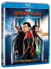 Spider-man: Daleko od domova Blu-ray