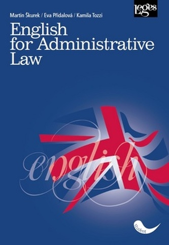 English for Administrative Law - Náhled učebnice