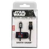 Lightning kabel Darth Vader 120 cm