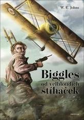 Biggles od velbloudích stíhaček