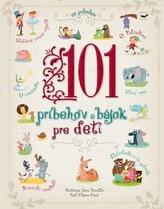 101 príbehov a bájok pre deti