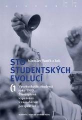 Sto studentských evolucí