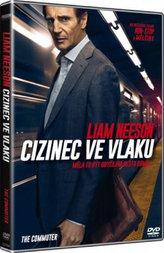 Cizinec ve vlaku DVD