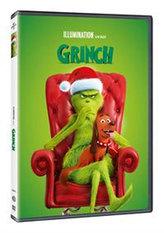 Grinch DVD - Vánoční edice