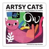 Artsy Cats Board Book