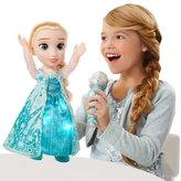 Zpívající Elsa karaoke - Ledové království