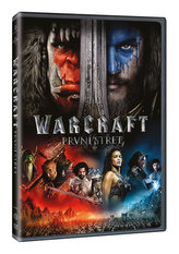 Warcraft: První střet DVD