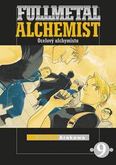 Fullmetal Alchemist - Ocelový alchymista 9