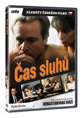 Čas sluhů (remasterovaná verze) DVD