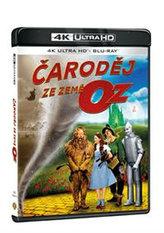 Čaroděj ze země Oz 2 Ultra 4K HD + Blu-ray